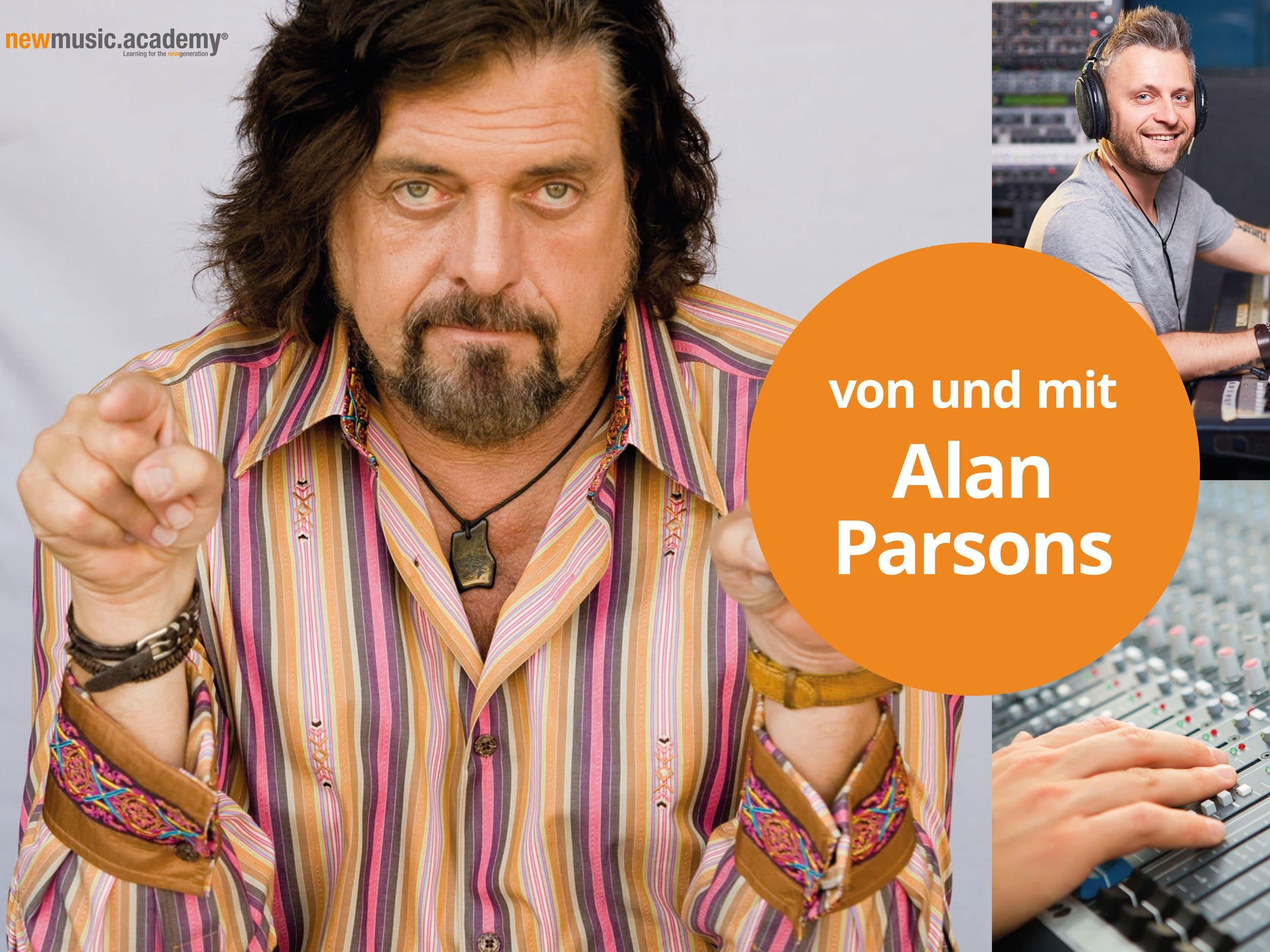 Tontechnik Alan Parsons