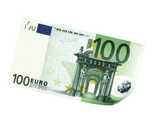 100 € Gutschein (wird mit den Kursgebühren verrechnet)