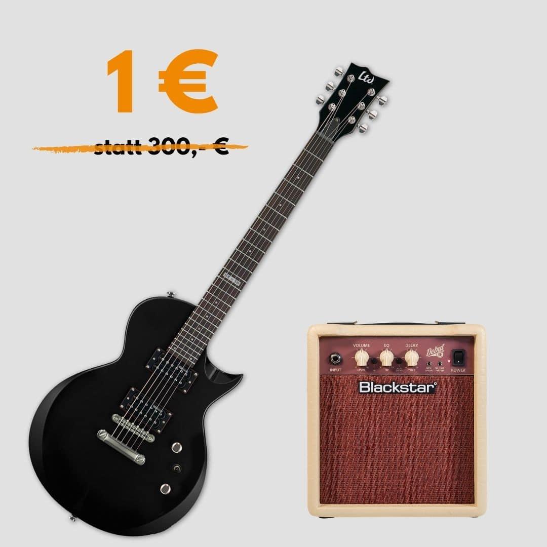E Gitarren Einsteiger 1euro